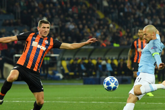 Champions League: Manchester City Dominates Shakhtar