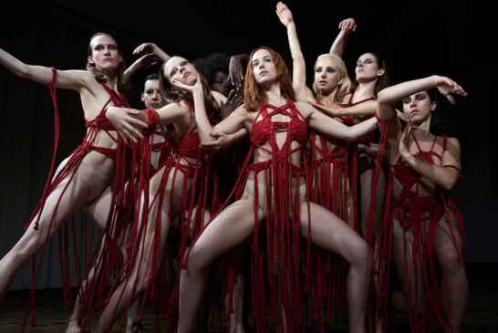 Review: 'Suspiria' Is a Gaudy Freakout of Female Violence
