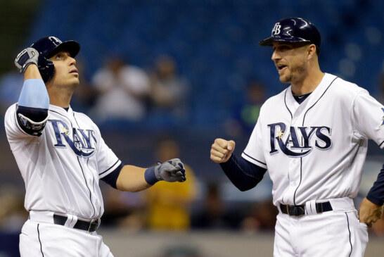 As Baseball Fills Leadership Jobs, Everybody Loves the Rays