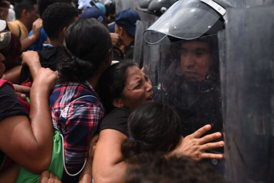 Opinion   Mexico Should Not Consent to Do Washington's Dirty Work