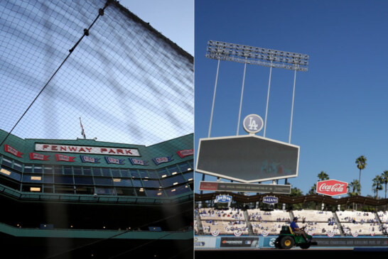In This World Series, the Ballparks Play a Starring Role