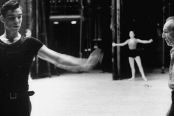 When City Center Was Balanchine's House