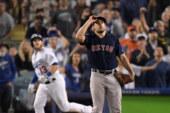 Red Sox Waste Nathan Eovaldi's Sterling Relief Effort