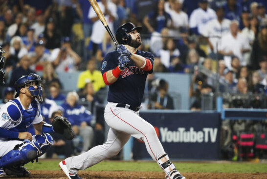 Red Sox Rebound to Defeat Dodgers in World Series Game 4