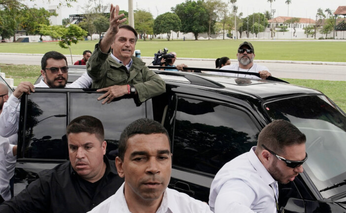 Jair Bolsonaro Wins Brazil's Presidency, in a Shift to the Far Right