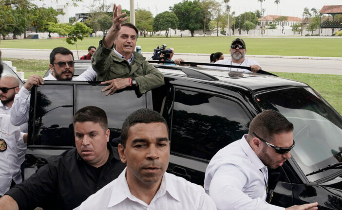 Jair Bolsonaro's Been Called a Misogynist and Fascist. Here's Why Women Still Back Him. – Video