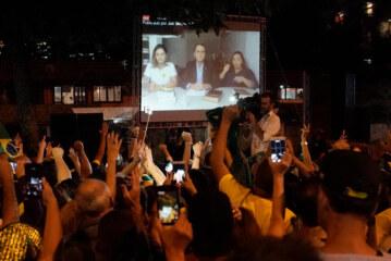 Bolsonaro Calls His Victory a 'Celebration of Freedom'
