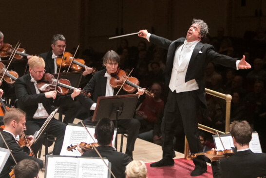 Review: The Czech Philharmonic Brings Tear-Streaked Consolation