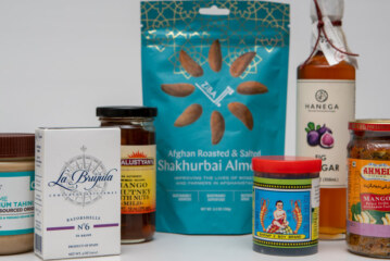 Front Burner: A Source for Global Pantry Staples
