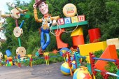 Here's A Look At Disney World's Toy Story Land
