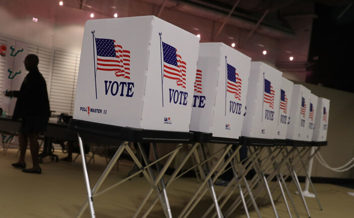 Black Students Sue Texas County Over Limited Early Voting Locations