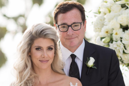 Bob Saget Marries Kelly Rizzo: 'Damn Are We Happy'