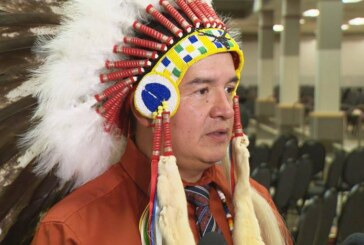 Bobby Cameron re-elected chief of FSIN
