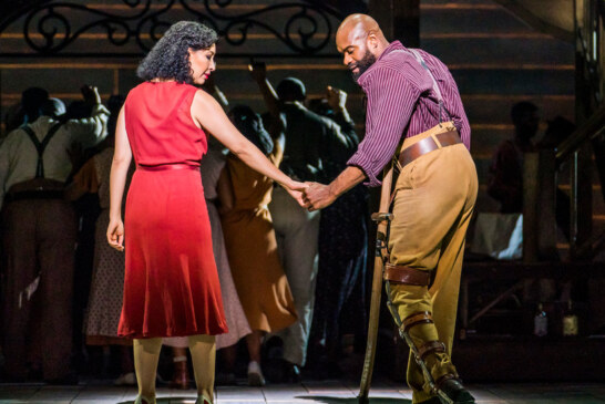 Review: A Vital and Sweeping 'Porgy and Bess' Debuts in London