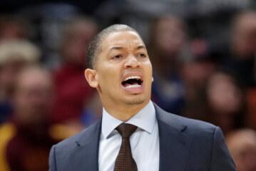 Cleveland Cavaliers Abruptly Fire Coach Tyronn Lue