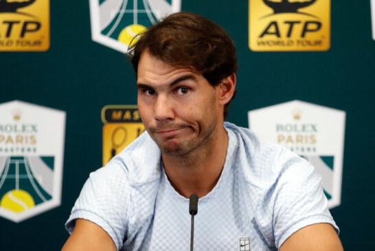 Another Injury to Rafael Nadal Allows Novak Djokovic to Return to No. 1