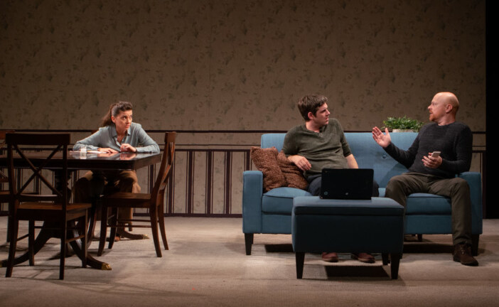 Review: Like Life, 'Catch as Catch Can' Throws Curveballs