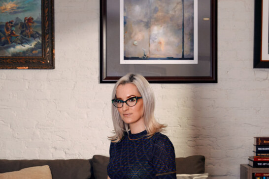 For the Singer Ingrid Michaelson, Home Is Where the Art Is