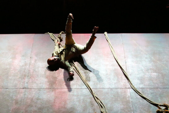 Review: In 'XENOS,' a Dancer Turns Troubled Warrior