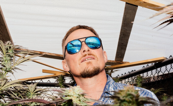 Disgraced at the Olympics Because of Marjiuana, a Snowboarder Returns to his Cannabis Roots