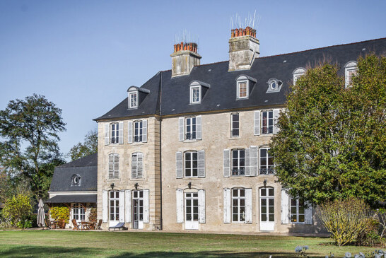 International Real Estate: 10 Bucolic Acres in Northern France