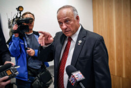 Steve King, for a Change, Faces a Battle for House Seat in Iowa