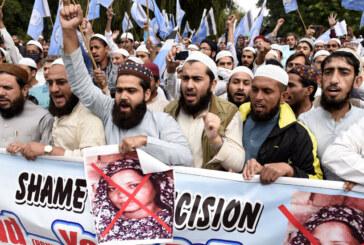 Husband of Freed Pakistani Christian Woman Pleads for Asylum