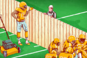 What Do N.F.L. Zebras Chat About With Lions and Giants and Bears?