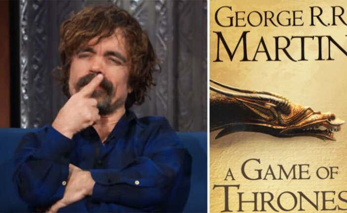 Peter Dinklage on Game of Thrones book fan WORRY when TV show began   Books   Entertainment