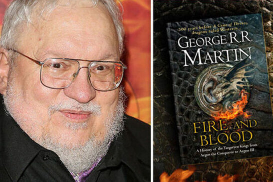 George RR Martin teases Fire and Blood as Game of Thrones TV prequel? | Books | Entertainment