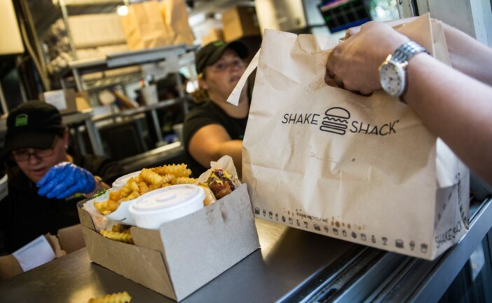Shake Shack tumbles 6% after missing on same-store sales