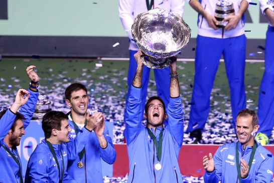 Argentina and Britain Gain Berths Into New Davis Cup Finals