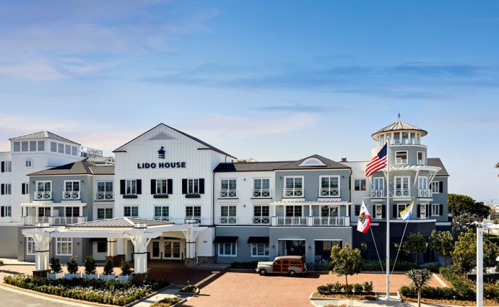 Hotel Review: In Newport Beach, Calif., Bucking the Tide