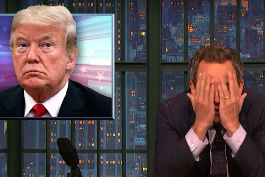 Seth Meyers Confronts U.S. Fears About The Caravan Of Migrants