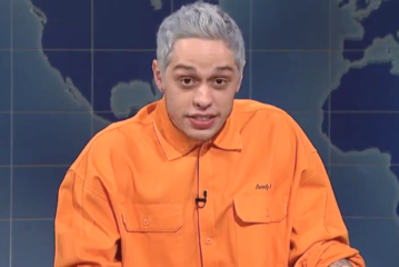 Pete Davidson Has Message For Ariana Grande On 'SNL' As She Drops New Song About Exes