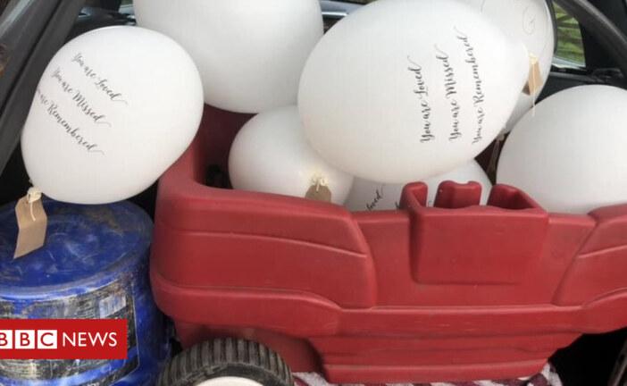 Norfolk cattle farmer warns of mass balloon release hazard