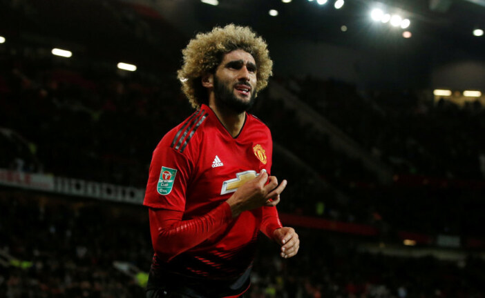 England Still Doesn't Know What to Make of Marouane Fellaini