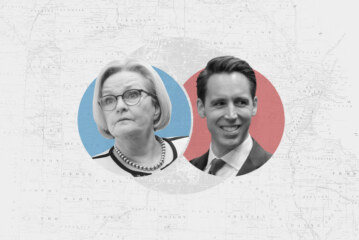 Claire McCaskill and Josh Hawley: Missouri Senate Race
