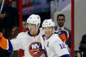 Islanders Begin Barry Trotz Era With Victory Over Hurricanes