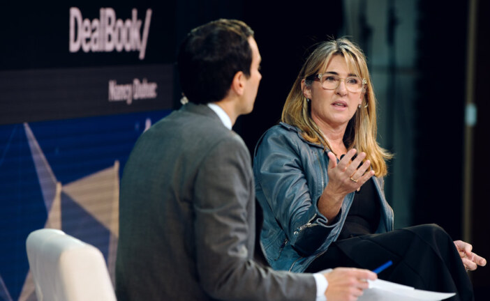 Vice Media Is Nearing Profitability, C.E.O. Nancy Dubuc Says
