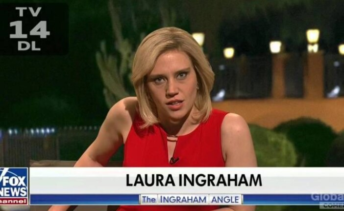"""'Saturday Night Live""""s Laura Ingraham covers the migrant caravan in cold open – National"""
