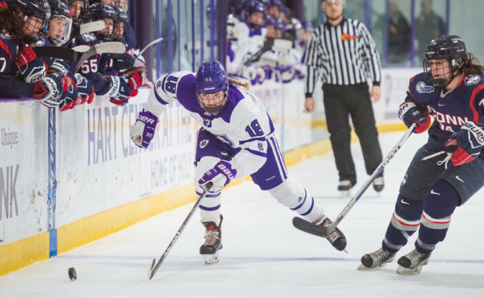 Building a Women's Hockey Program One Loss at a Time
