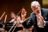 Review: At 91, a Conductor Inspires the New York Philharmonic