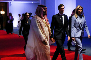 Opinion | Jared and the Saudi Crown Prince Go Nuclear?