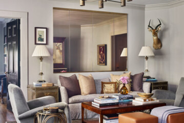For an Atlanta Home of a Certain Age, a Design With Patina