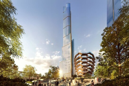 An Upscale Condo for Hudson Yards