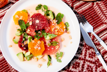 A Simple Citrus Salad to Brighten Up the Dead of Winter