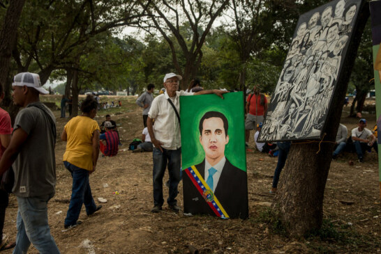 Guaidó Vows Prompt Return to Venezuela as Absence Saps Opposition's Momentum