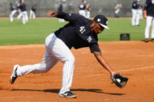 Yankees' Miguel Andujar Wants His Defense to Have Fans Talking, Not Groaning