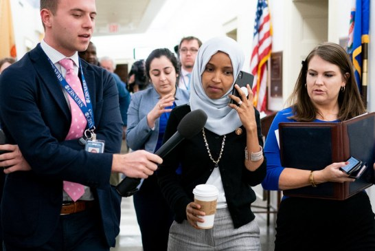 House's Anti-Semitism Resolution Exposes Generational Fight Over Ilhan Omar